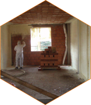 Water-based closed-cell polyurethane foam.