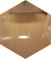 Aromatic polyurethane coating.