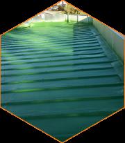 Acrylic polyurethane finish